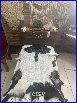 Mandala goatskin